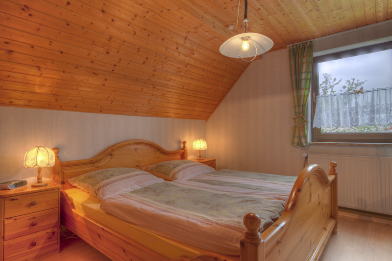 Schlafzimmer 1 Fewo