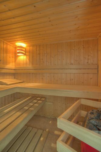 Sauna  Ferienhaus