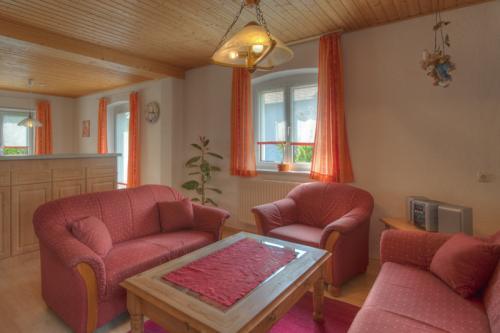 Wohnzimmer Ferienhaus